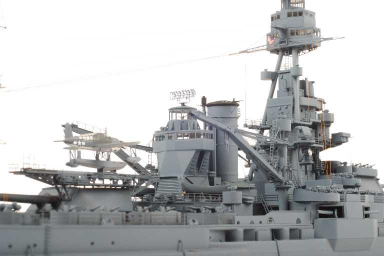 Battleship Texas Bb35 Model Wins Imps